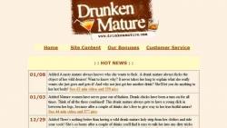 Preview #1 for 'Drunken Mature'