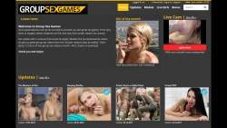 Preview #1 for 'Group Sex Games'