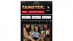 Preview #1 for 'Tainster Mobile'