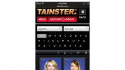Preview #4 for 'Tainster Mobile'