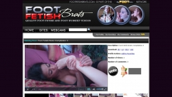 Preview #3 for 'Foot Fetish Brats'