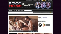Preview #4 for 'Foot Fetish Brats'