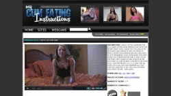 Preview #4 for 'My Cum Eating Instructions'
