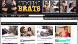 Preview #1 for 'Stocking Brats'