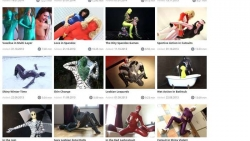 Preview #2 for 'Zentai Dolls'