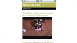 Preview #3 for 'Mobile GF Kelli'