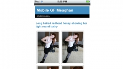 Preview #2 for 'Mobile GF Meaghan'