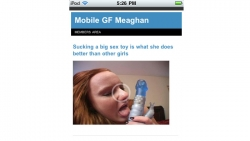 Preview #4 for 'Mobile GF Meaghan'