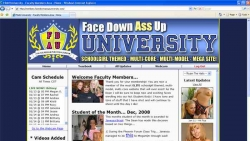 Preview #1 for 'Face Down Ass Up University'