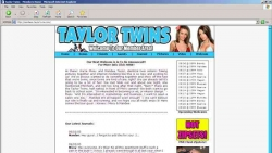 Preview #1 for 'Taylor Twins'