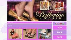 Preview #1 for 'Ballerine World'