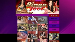 Preview #2 for 'Diana Feet'