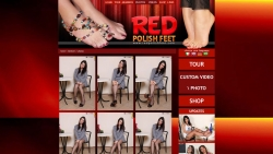 Preview #2 for 'Red Polish Feet'