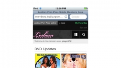 Preview #1 for 'Lesbian Porn Pass Mobile'