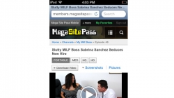 Preview #2 for 'Mobile Mega Site Pass'