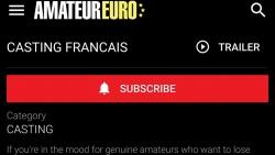 Preview #1 for 'Casting Francais'
