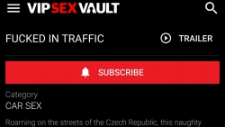 Preview #1 for 'Fucked In Traffic'