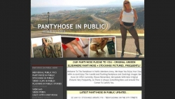 Preview #1 for 'Pantyhose In Public'