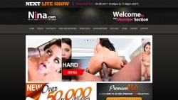 Preview #4 for 'Nina.com'