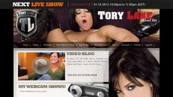 Preview #1 for 'Tory Lane.com'