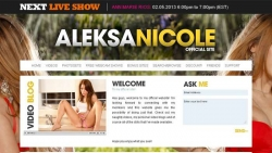 Preview #1 for 'Aleksa Nicole'