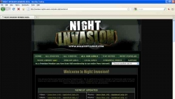 Preview #1 for 'Night Invasion'