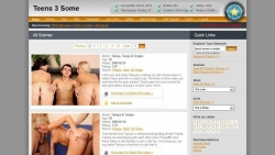 Preview #1 for 'Teens 3 Some'