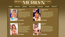 Preview #4 for 'Busty Merilyn'