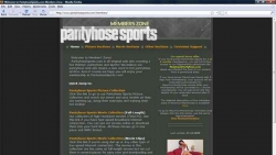 Preview #1 for 'Pantyhose Sports'