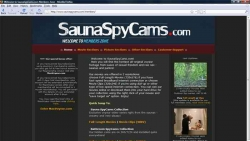 Preview #1 for 'Sauna Spy Cams'