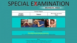 Preview #1 for 'Special Examination'