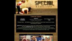 Preview #1 for 'Special Exercises'