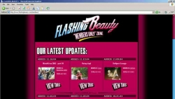 Preview #1 for 'Flashing Beauty'