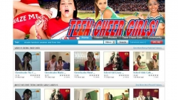 Preview #1 for 'Teen Cheer Girls'