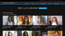 Preview #2 for 'My Naughty Latin Maid'