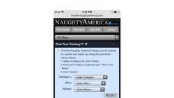 Preview #2 for 'Naughty America Mobile'