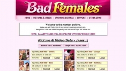 Preview #1 for 'Bad Females'