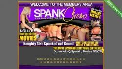 Preview #1 for 'Spank Christina'