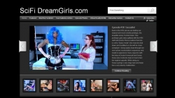 Preview #1 for 'Sci Fi Dream Girls'