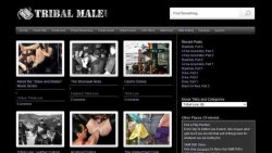 Preview #2 for 'Tribal Male'