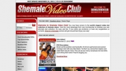 Preview #1 for 'Shemale Video Club'