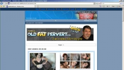 Preview #1 for 'Old Fat Pervert'