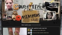 Preview #1 for 'Crush Fetish Club'