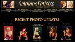 Preview #1 for 'Smoking Fetish Collection'