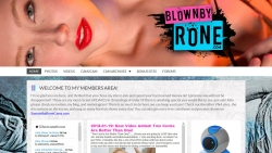 Preview #1 for 'Blown By Rone'