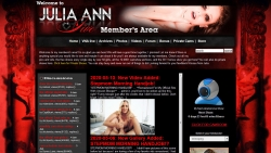 Preview #1 for 'Julia Ann Live'