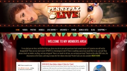 Preview #1 for 'Penny Pax Live'