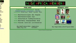 Preview #1 for 'Nude Africa'