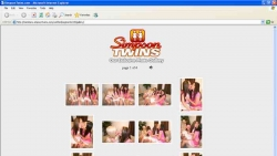 Preview #2 for 'Simpson Twins'