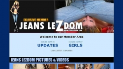 Preview #1 for 'Jeans Lezdom'